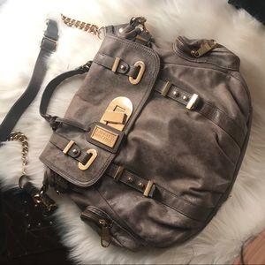 Badgley Mischka Large Crossbody Handbag